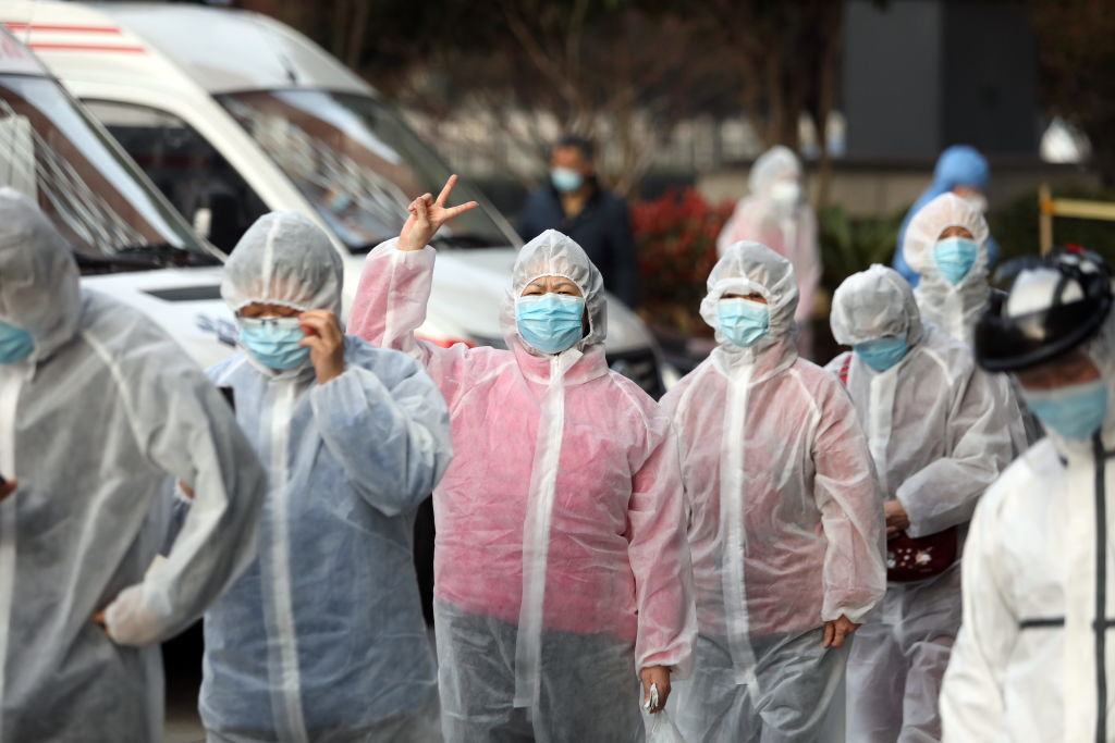 Un vaccin prêt en Chine en novembre — Coronavirus