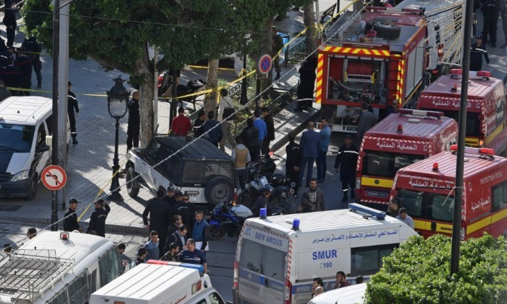 Tunisie: un gendarme tué dans une attaque, trois terroristes abattus