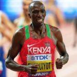 Athlétisme-Kenya : Timothy Cheruiyot appelé dans l'équipe olympique